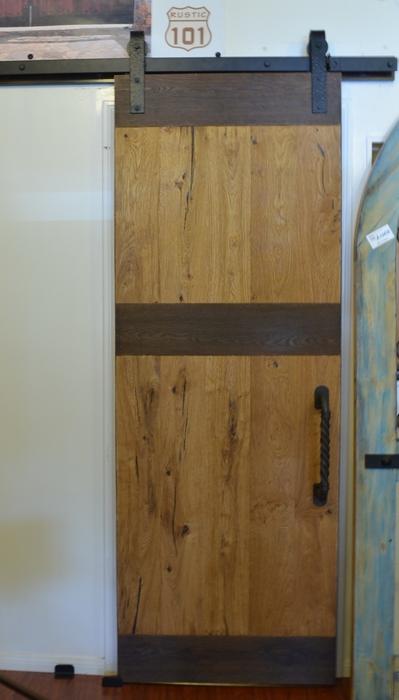Barn Doors  del Viejo Convento  (Linares); European Oak distressed. & RUSTIC 101 - Interior Doors: Wine room Barn type Office Bedroom ... pezcame.com