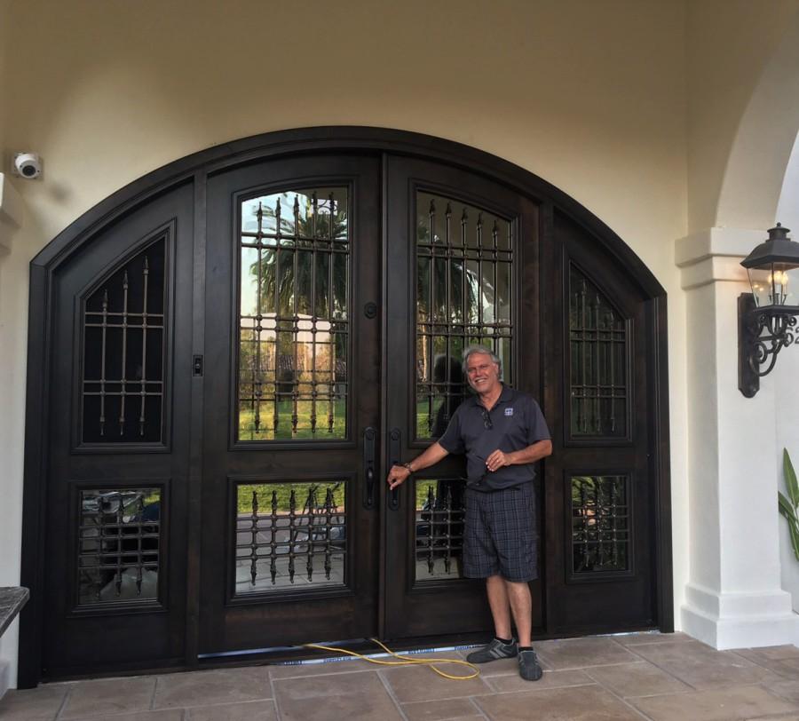 RUSTIC 101 - Entry Doors