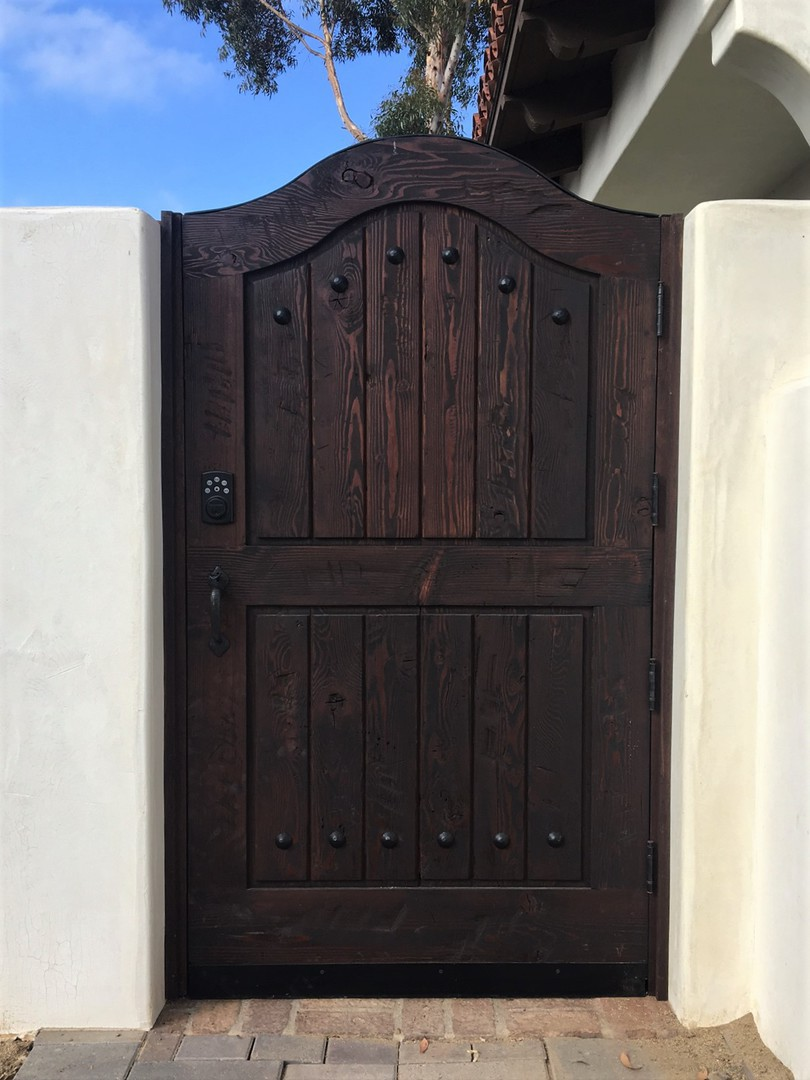 Rustic 101 Old Distress Wood Gates